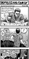 depression comix #217 by depressioncomix