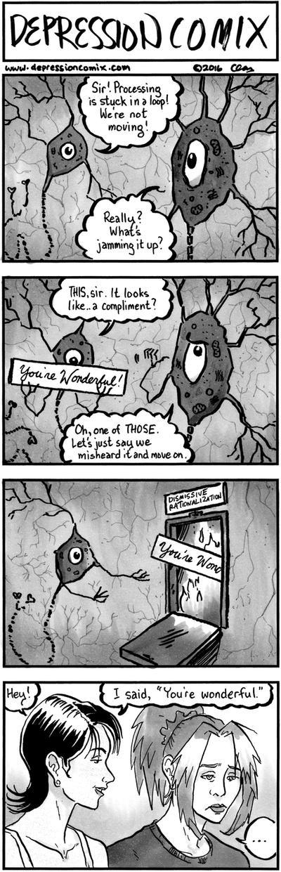 depression comix #311 by depressioncomix