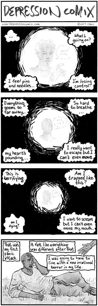 depression comix #327 by depressioncomix