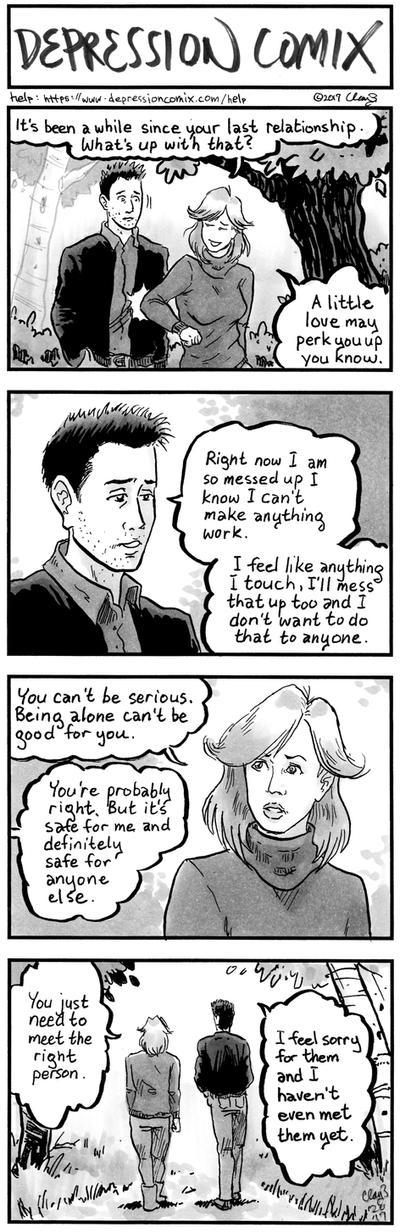 depression comix #329 by depressioncomix