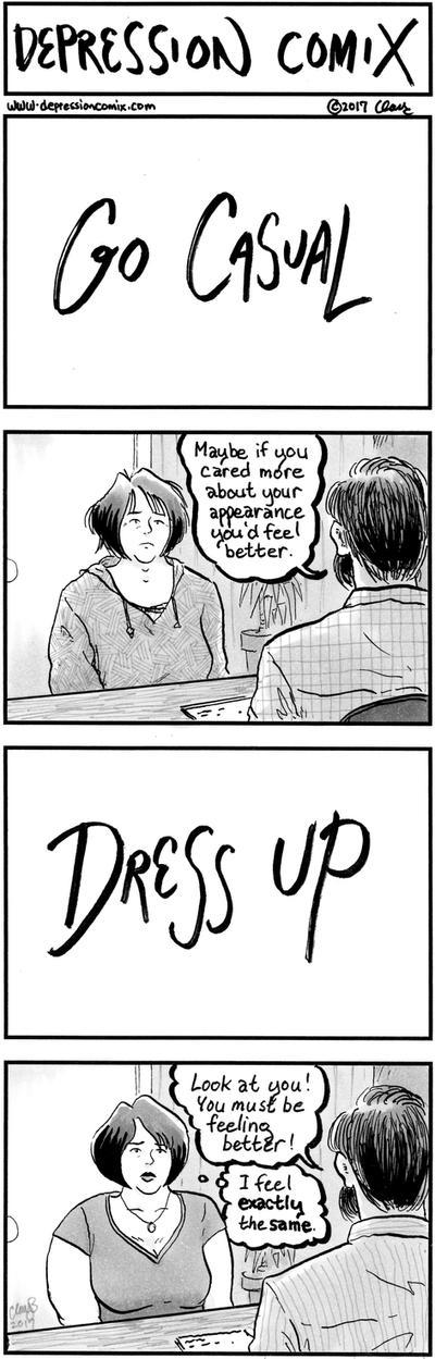 depression comix #330 by depressioncomix
