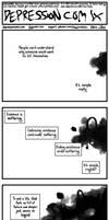 depression comix #435 [tw: suicide]