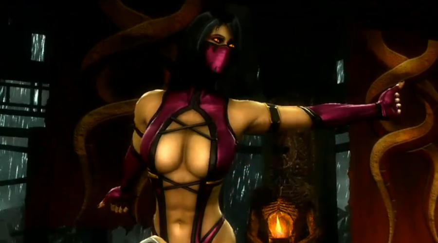 mortal kombat 9 mileena. Mileena Mortal Kombat 9 by