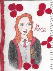 Rose Weasley by noxavis by noxavis