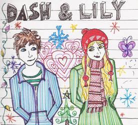 Dash and Lily's Book of Dares by noxavis