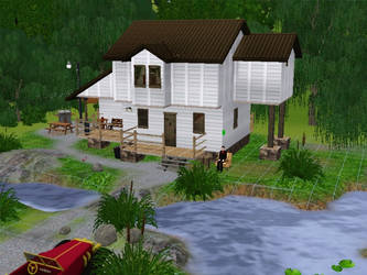 Sims 3: Houses by Yahto-Belmonte on DeviantArt