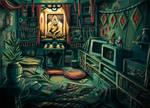 Messy Room 3 : Budhism
