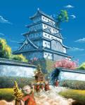 Mokumokusha Castle