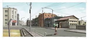 Mumucha's Silent Town