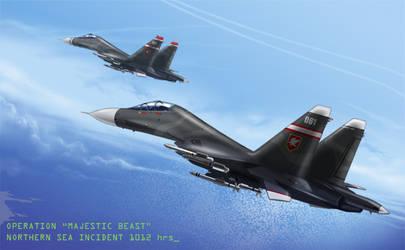 Operation Majestic Beast