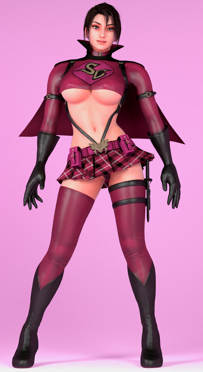 Sexy Taki by RuiDX
