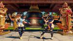 Chun-Li Sexy Training