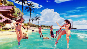 Chun-Li Electra Bikini by RuiDX