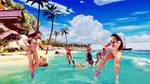 Chun-Li Electra Bikini