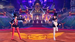 Sakura Sexy Magician by RuiDX