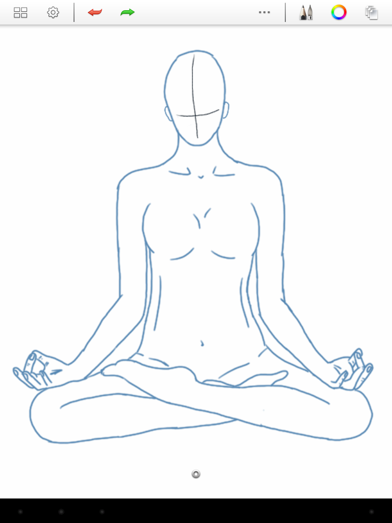 quick meditation base by Mallykins