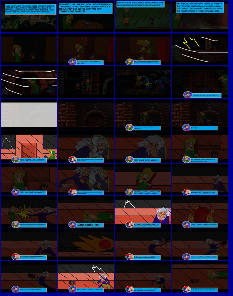L,KATG Cutscene - Darkness Created [Intro] (Pt. 1) by ...