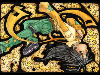 Spin wallpaper by AgataKa19