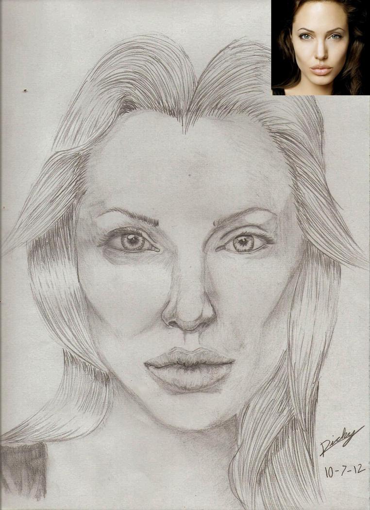 Angelina Jolie Daily Mail