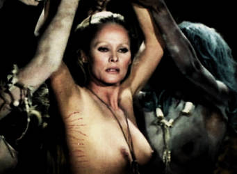 Ursula Andress after a little whipping by Klingsorwhip