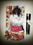 #4 L(death note)