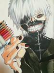 #12 Kaneki ken-Tokyo Ghoul