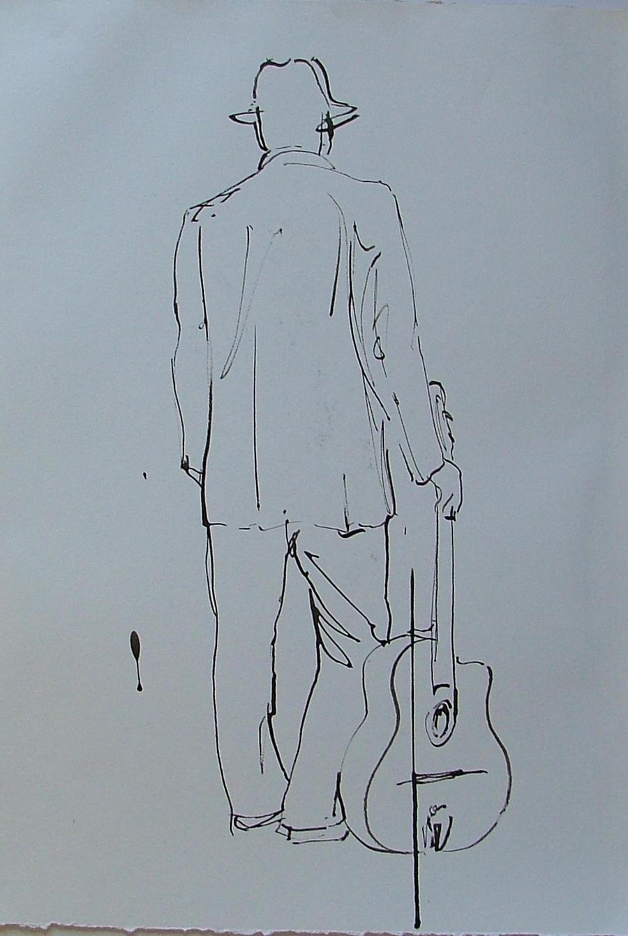 Chris 1 by RFord-Art