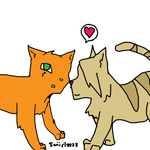 Sandstorm and Fireheart