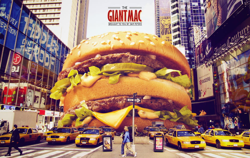 The GiantMac by pedrosampaio