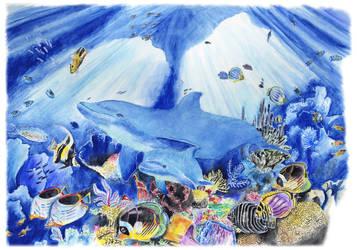 Underwater world by Nyotah