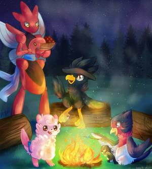 [RG] Nights at the Campfire