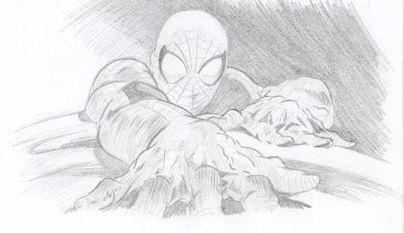 spider-man by IslandElven