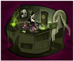 .:Halloween Pinup:. by StillesWasser