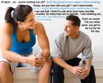Gym Flirt