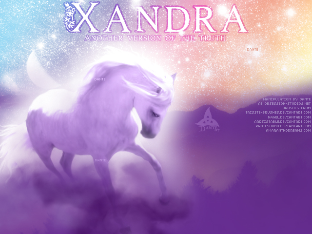 XANDRA, my version