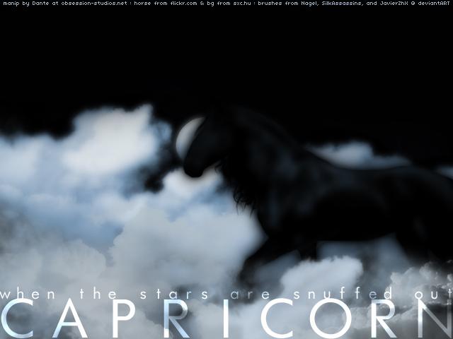 OS Order 8: Capricorn