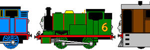 Sprite - Thomas, Percy And Toby