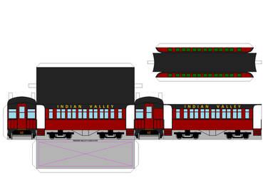 SRC 3D IVRR Coach 70 by Chandlertrainmaster1