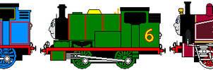 Sprite - Thomas, Percy And Rosie