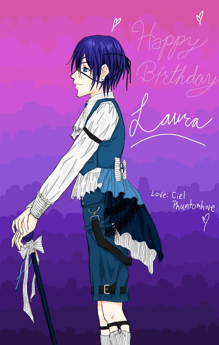 Happy Birthday Laura by ~animeotaku2522 on deviantART