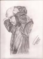 Rapper Big Sean by itsKOArt