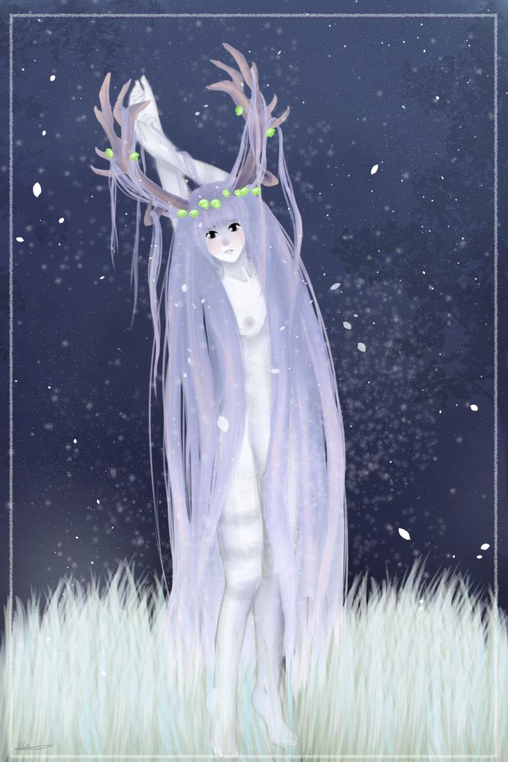 Winter by NonoDessin