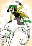 Troll Cards: Nepeta