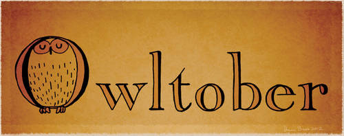 Owltober 1st by saffronscarf