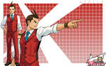 Gifted Rookie - Apollo Justice