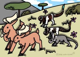Moose hunt - Algolope