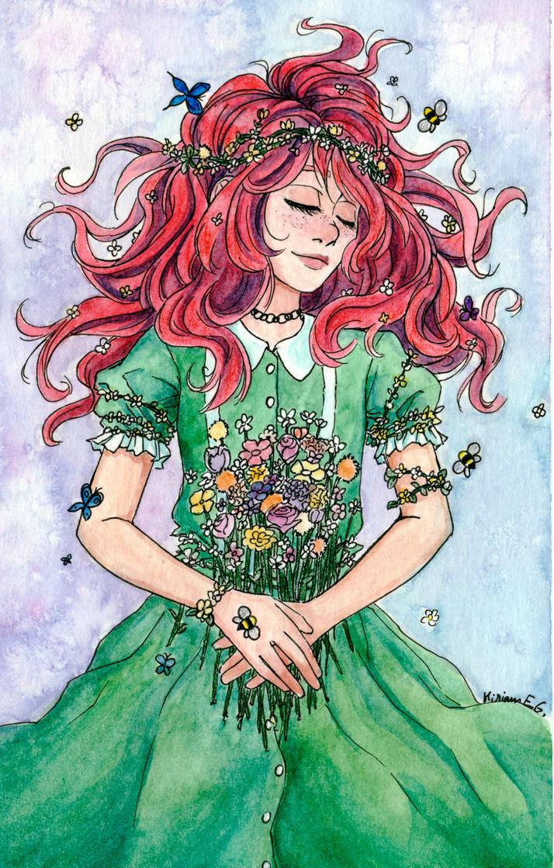 Flowers by Nairim-dA