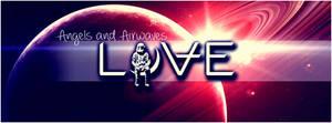 Angels and Airwaves LOVE  Facebook Timeline Cover