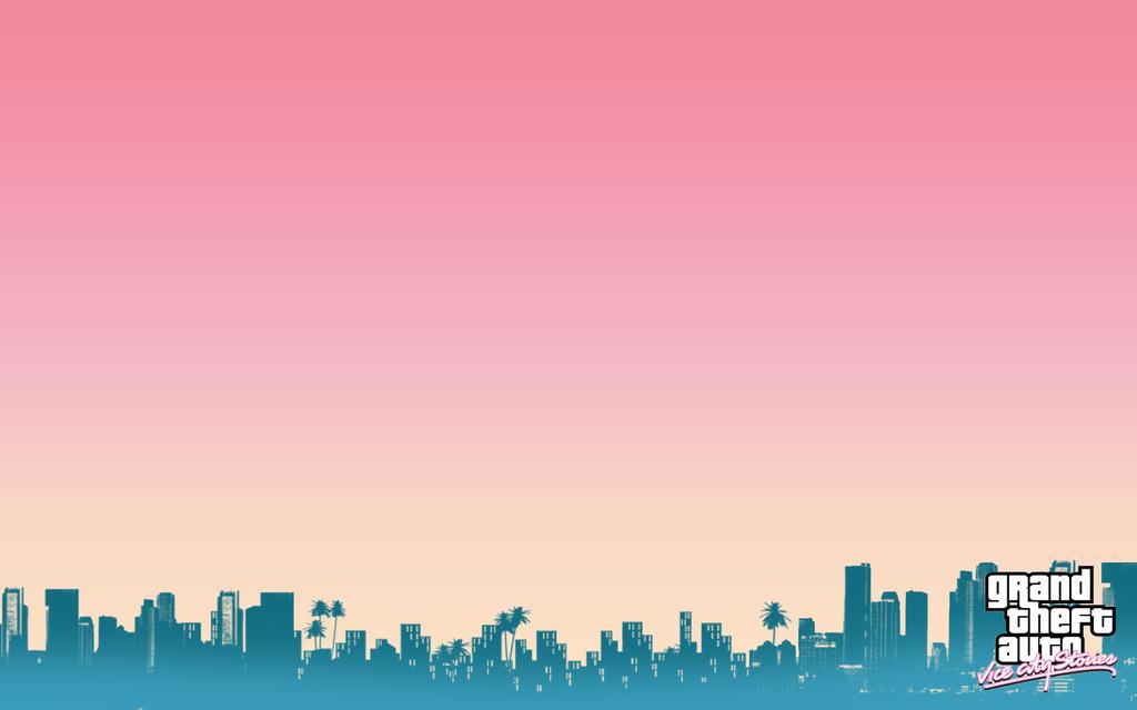 Vice City Skyline Vice City Stories by