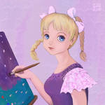 Melian Marionette Portrait